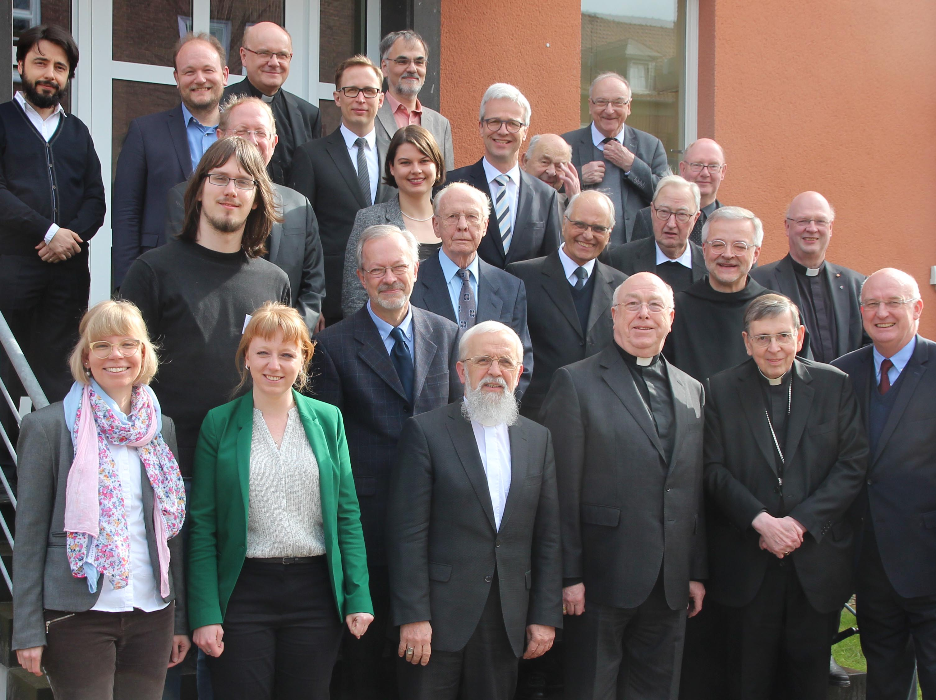 Meeting of the scientific advisory committee in April 2019