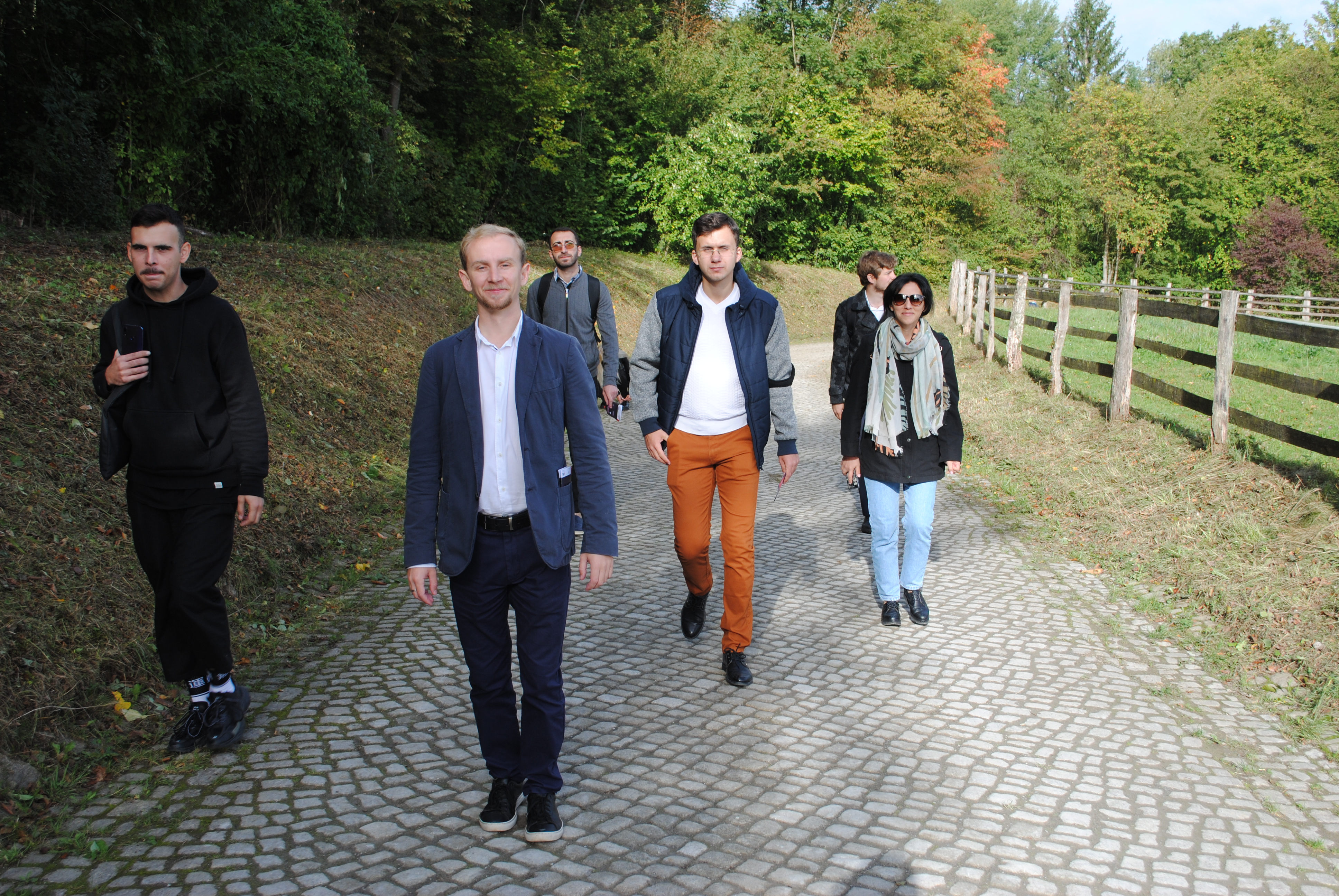 Open-Air museum Detmold: Walk around the territory